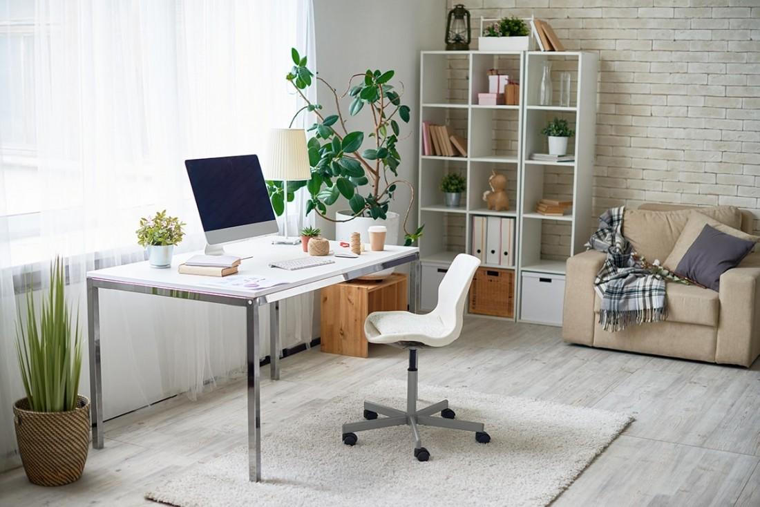 Smart-working: 5 idee per creare un ufficio in casa comodo e pratico