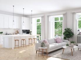 Come arredare la cucina e il soggiorno in un ambiente unico