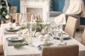 Come scegliere il tavolo del soggiorno in vista del Natale