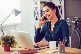 Home working: come sistemare la scrivania in casa