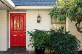 Porte colorate: i consigli per rendere originale l'ingresso in casa